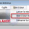 شرح تحديث مكافح الفايروسات Avira AntiVir Personal من دون اتصال بالأنترنت (الطريقة اليدوية للتحديث)
