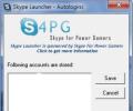 برنامج Skype Launcher