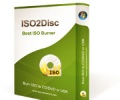 برنامج ISO2Disc خاص لحرق ملفات بامتداد ISO