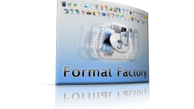 Photo of برنامج Format Factory لتحويل صيغ الوسائط المتعددة