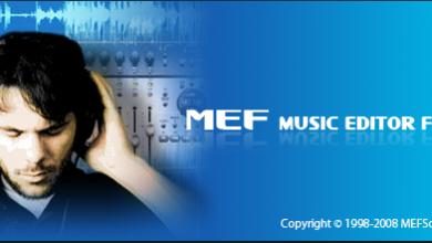 Photo of برنامج Music Editor Free لتحرير الملفات الصوتية و الموسيقى مجانا