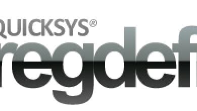 Photo of برنامج Quicksys RegDefrag لإلغاء تجزئة الريجيستري
