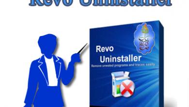 Photo of شرح مصور لبرنامج Revo Uninstaller الخيار المجاني لإزالة البرامج من جذورها