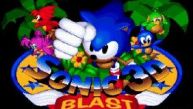 Photo of سونيك يعود من جديد في لعبة Sonic 3D Blast الثلاثية الأبعاد