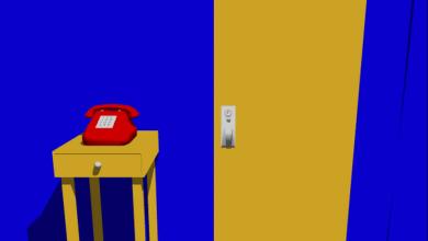 Photo of لعبة الغرفة الزرقاء (Blue Chamber) الفلاشية