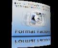 برنامج Format Factory لتحويل صيغ الوسائط المتعددة