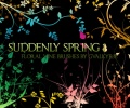 فرش الربيع (Suddenly Spring brushes)