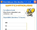 أداة WatchMouse Site Monitor راقب عمل موقعك